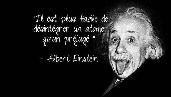 Citation de Albert Einstein, DCA Handicap, spécialiste du handicap psychique, accompagne et conseille les entreprises pour l'inclusion professionnelle des personnes RQTH, pour le taux OETH et le maintien dans l'emploi.