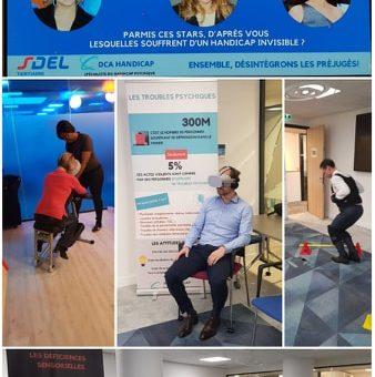SEEPH 2019, DCA Handicap sensibilisation au handicap psychique et handicap invisible